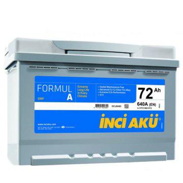 12V / 72 AH FORMUL A TIRNAKSIZ 1008732