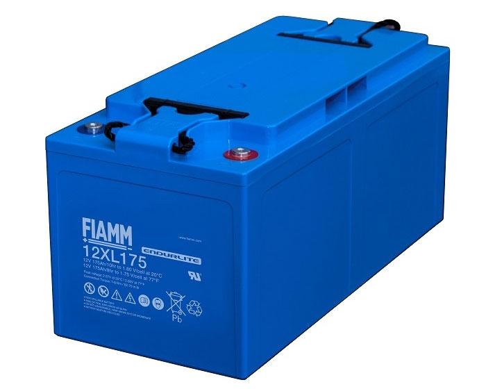 12V / 170 AH FIAMM XL GEL